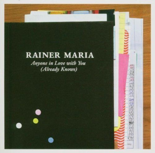 Rainer Maria : Anyone In Love With You (Already Knows) DVD/CD 2004 (NEW N SEALED