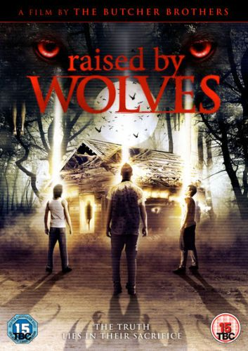 Raised By Wolves DVD (2014) NEW N SEALED