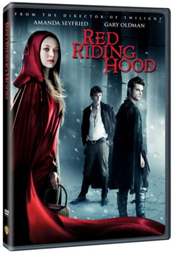 Red Riding Hood DVD (2011) USED