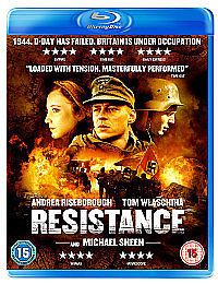 Resistance [Blu-ray 2010] NEW N SEALED