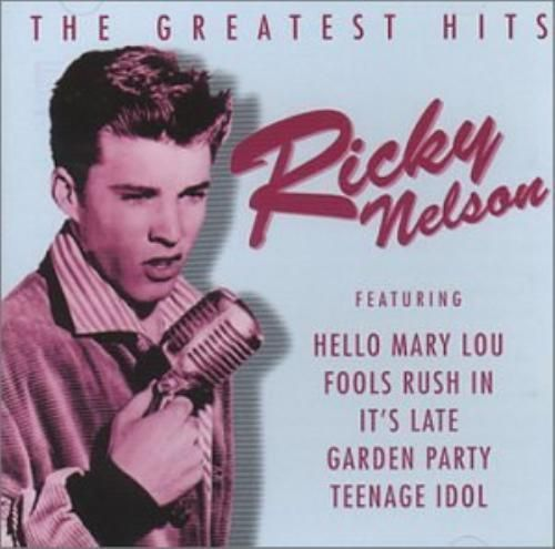 RICKY NELSON - THE GREATEST HITS (CD 2003) USED