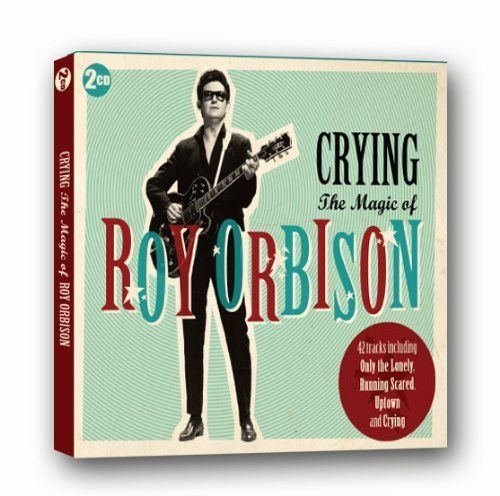 ROY ORBISON  - CRYING THE MAGIC OF ROY ORBISON (CD 2012) USED
