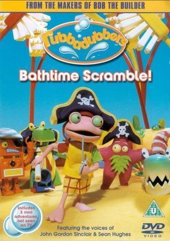 Rubbadubbers - Bathtime Scramble! [ DVD2003] USED
