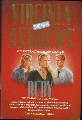 Ruby ( Virginia Andrews)BOOK 1993 (USED)