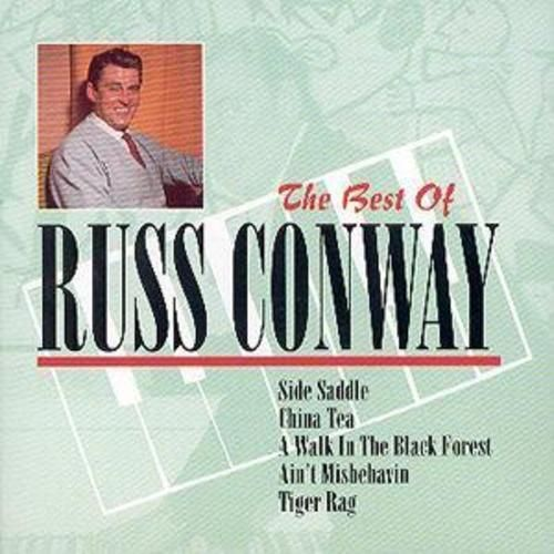 RUSS CONWAY - THE BEST OF  ( CD 1999 ( USED
