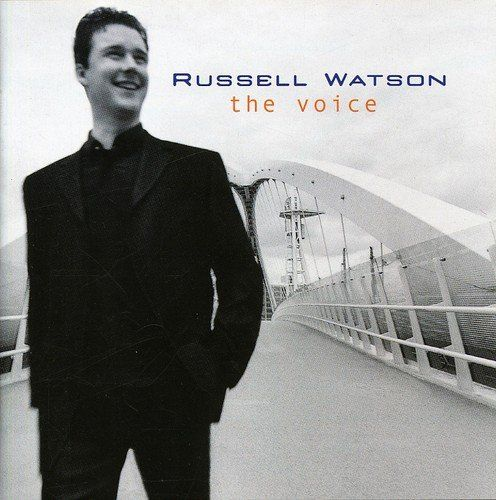 RUSSELL WATSON  THE VOICE   (2000) (CD ) USED