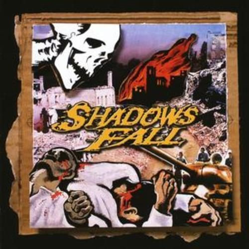 Shadows Fall : Fallout from the War (CD 2006)  USED