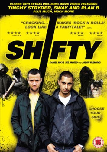 Shifty DVD (2009) USED