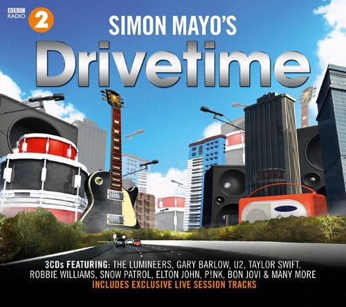 SIMON MAYO'S - DRIVETIME (CD  BOXSET 2014) NEW N SEALED