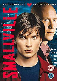 Smallville - Series 5 - Complete (DVD Box Set) USED
