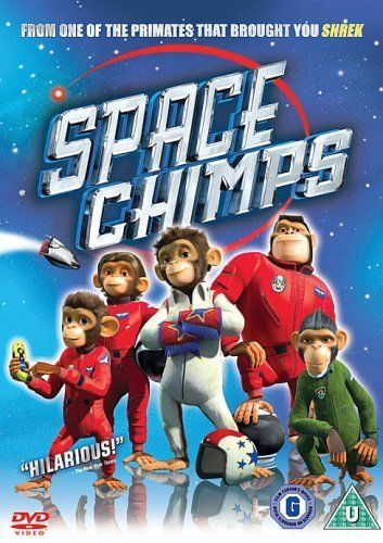Space Chimps DVD 2008 (NEW N SEALED)