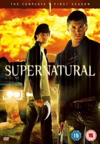 Supernatural - The Complete First Season DVD BOXSET  2006 (used)