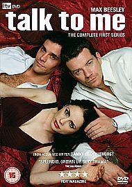 Talk To Me - The Complete First Series (DVD, 2007, 2-Disc Set) USED