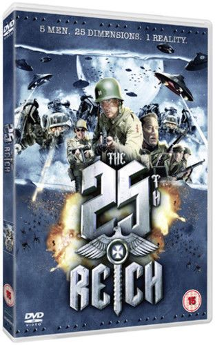 The 25th Reich (DVD 2012) NEW N SEALED