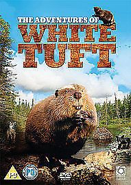 The Adventures Of The White Tuft (DVD, 2009) USED