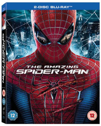The Amazing Spider-Man (Bluray 2012) NEW N SEALED