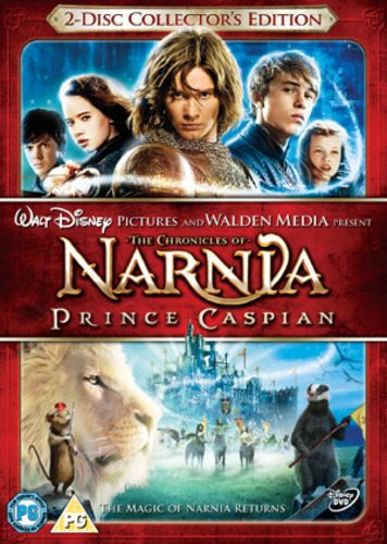 The Chronicles of Narnia: Prince Caspian DVD (2008) USED