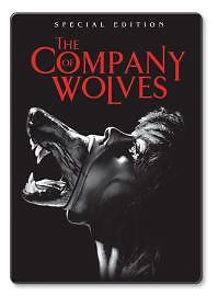 The Company Of Wolves (DVD, 2005) SPECIAL EDITION- USED