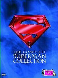 The Complete Superman Collection:[4-Discs] [DVD 2005] USED