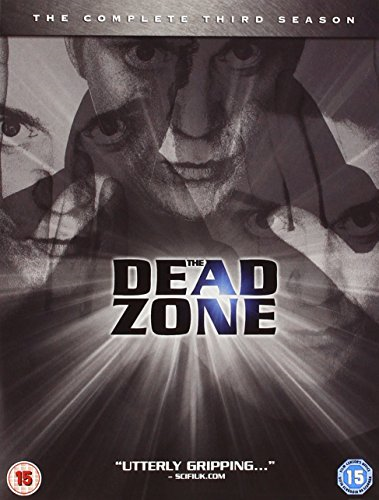 The Dead Zone - Series 3 (DVD, 2007)USED
