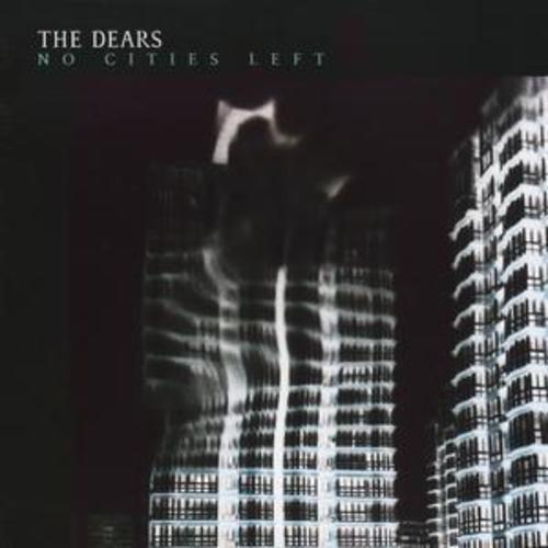 The Dears : No Cities Left CD (2004) USED