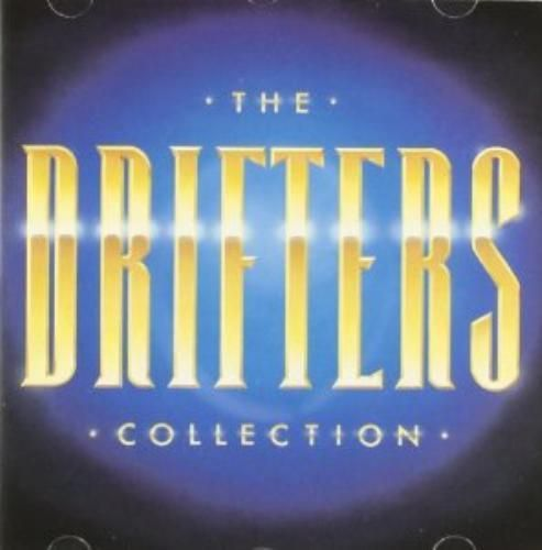 THE DRIFTERS - COLLECTION (CD 1996) USED