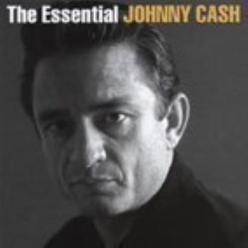 THE ESSENTIAL - JOHNNY CASH (2 DISC SET 2002) NEW N SEALED
