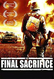 THE FINAL SACRIFICE, DVD 2011 (USED)