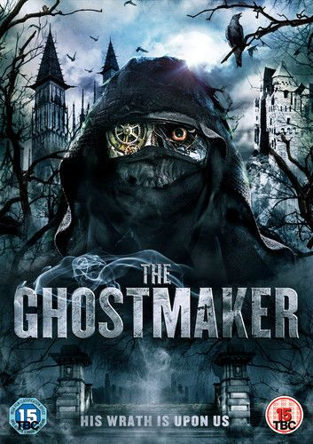 The Ghostmaker DVD (2014) USED