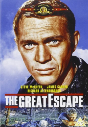 THE GREAT ESCAPE- 1963 (DVD 2006 )STEVE MCQUEEN -  NEW SEALED