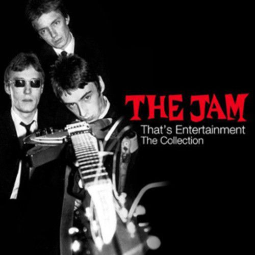 The Jam : That's Entertainment: The Collection CD (2012) USED