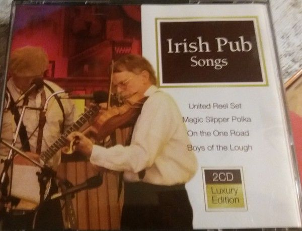 The Kings River Band,- IRISH PUB SONGS (2 CD LUXURY EDITION  2006) NEW N SEALED