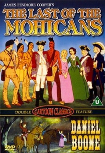 The Last of the Mohicans/Daniel Boone DVD (2003) NEW N SEALED