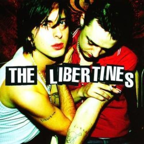 The Libertines : The Libertines CD (2004) USED