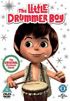 The Little Drummer Boy (DVD, 2013) NEW N SEALED