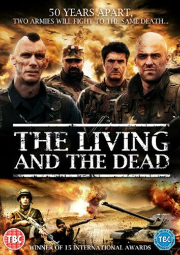The Living And The Dead 2011 (DVD, 2011) NEW N SEALED