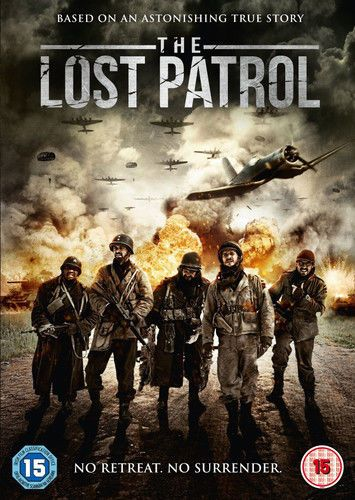 The Lost Patrol  ( DVD 2014) NEW N SEALED