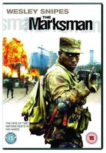 The Marksman - DVD 2005 (NEW N SEALED