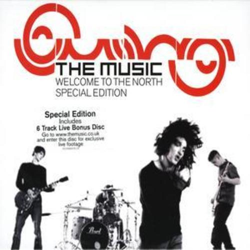 The Music : Welcome to the North [special Edition] CD  (2005) USED