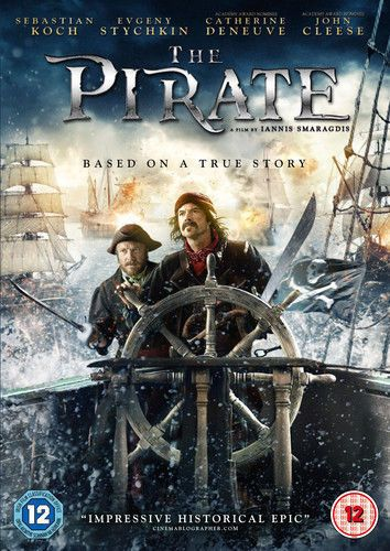 The Pirate (DVD 2015) NEW N SEALED)