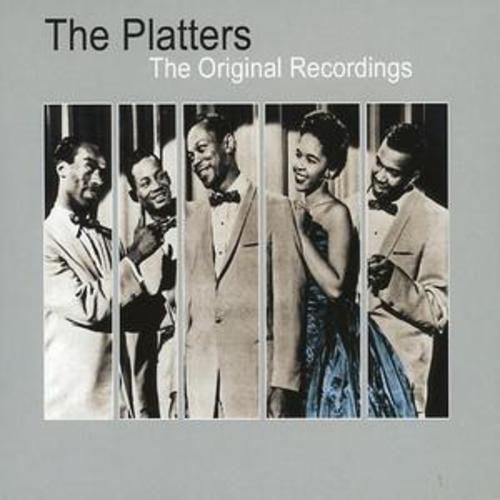 THE PLATTERS - THE ORIGINAL RECORDINGS (CD 2007) USED