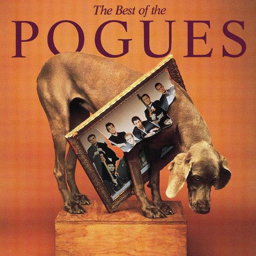 The Pogues : The Best of the Pogues CD (1991) USED