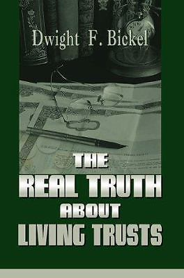 The Real Truth About Living Trusts (book 2000) USED