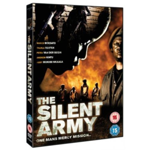 The Silent Army DVD (2010) NEW N SEALED
