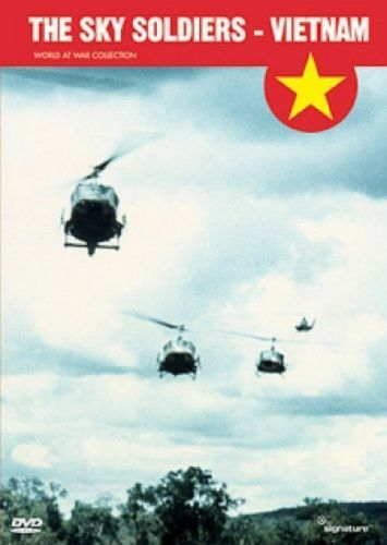 The Sky Soldiers - Vietnam {DVD 2006} USED