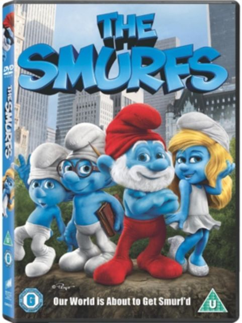 The Smurfs [DVD] [2011], USED