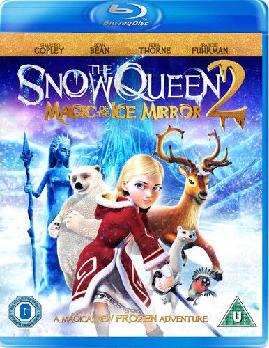 The Snow Queen 2 - Magic of the Ice Mirror Blu-ray (2015) NEW N SEALED