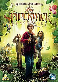 THE SPIDERWICK  CHRONICLES (DVD 2008) USED