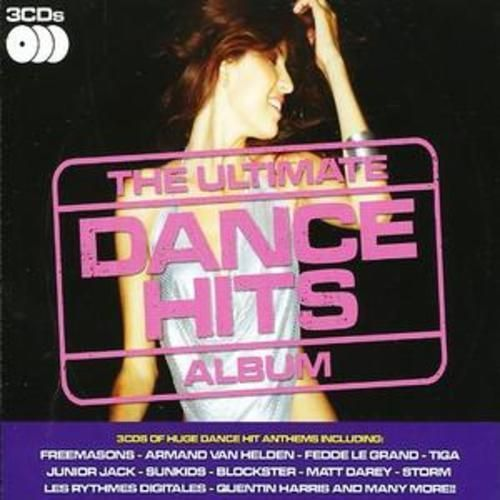 The Ultimate Dance Hits Album  ( CD BOXSET 2008)  NEW N SEALED