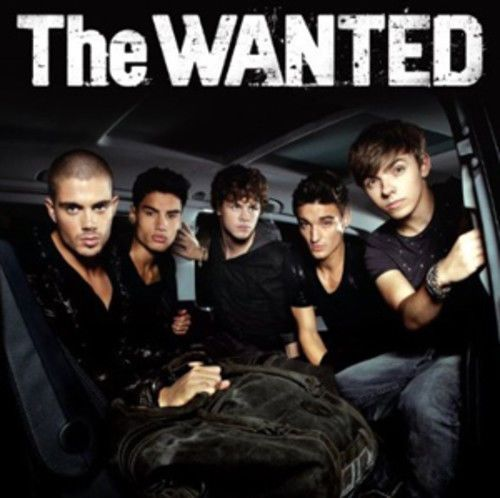 The Wanted : The Wanted CD (2010) USED